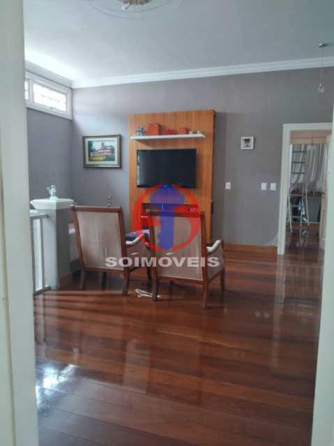 Sala de Tv - Casa 5 quartos à venda Tijuca, Rio de Janeiro - R$ 2.800.000 - TJCA50020 - 5