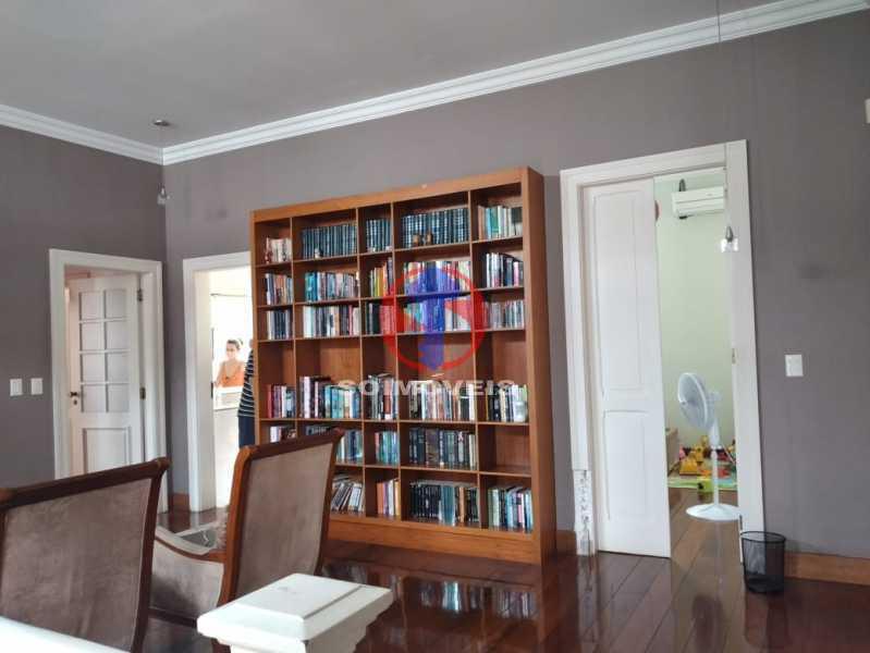 Sala de Tv - Casa 5 quartos à venda Tijuca, Rio de Janeiro - R$ 2.800.000 - TJCA50020 - 6