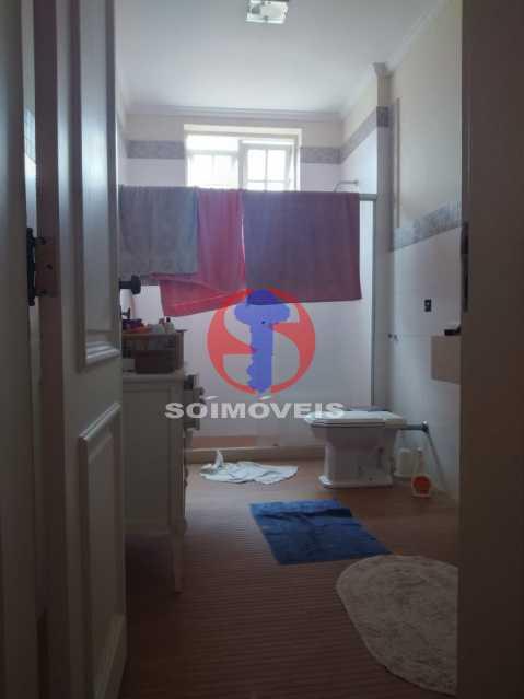 Banheiro - Casa 5 quartos à venda Tijuca, Rio de Janeiro - R$ 2.800.000 - TJCA50020 - 13