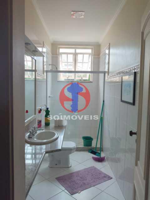 Banheiro 2 - Casa 5 quartos à venda Tijuca, Rio de Janeiro - R$ 2.800.000 - TJCA50020 - 14