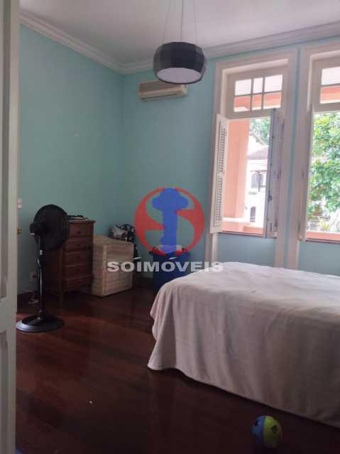 Quarto 2  - Casa 5 quartos à venda Tijuca, Rio de Janeiro - R$ 2.800.000 - TJCA50020 - 10