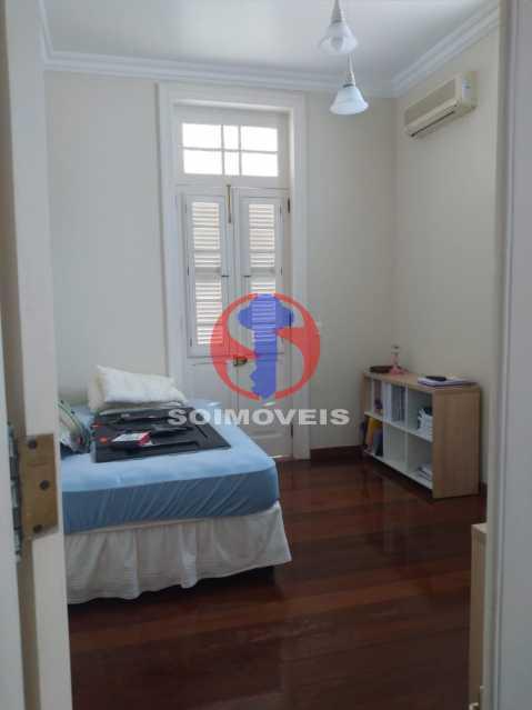 Quarto 3  - Casa 5 quartos à venda Tijuca, Rio de Janeiro - R$ 2.800.000 - TJCA50020 - 11