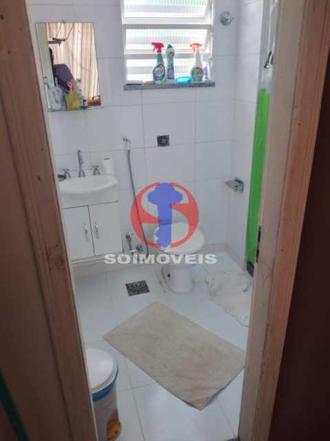 Banheiro 3  - Casa 5 quartos à venda Tijuca, Rio de Janeiro - R$ 2.800.000 - TJCA50020 - 15