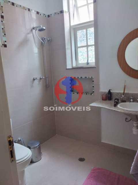 Banheiro 4 - Casa 5 quartos à venda Tijuca, Rio de Janeiro - R$ 2.800.000 - TJCA50020 - 16