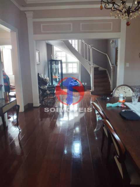 Sala de Jantar - Casa 5 quartos à venda Tijuca, Rio de Janeiro - R$ 2.800.000 - TJCA50020 - 3