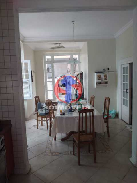 Cozinha - Casa 5 quartos à venda Tijuca, Rio de Janeiro - R$ 2.800.000 - TJCA50020 - 8
