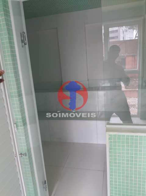 Sauna - Casa 5 quartos à venda Tijuca, Rio de Janeiro - R$ 2.800.000 - TJCA50020 - 26
