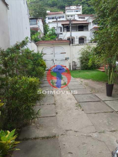 Garagem - Casa 5 quartos à venda Tijuca, Rio de Janeiro - R$ 2.800.000 - TJCA50020 - 28