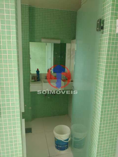 Banheiro - Casa 5 quartos à venda Tijuca, Rio de Janeiro - R$ 2.800.000 - TJCA50020 - 27