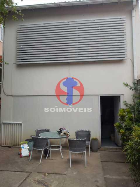 Escritório - Casa 5 quartos à venda Tijuca, Rio de Janeiro - R$ 2.800.000 - TJCA50020 - 18