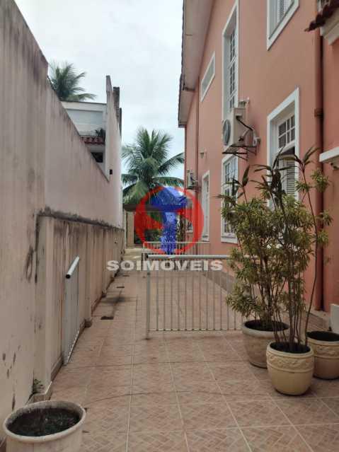 Quintal - Casa 5 quartos à venda Tijuca, Rio de Janeiro - R$ 2.800.000 - TJCA50020 - 30