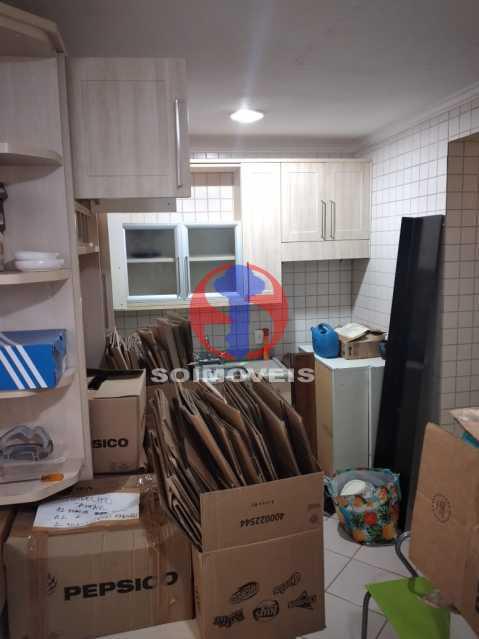 Cozinha Apartamento - Casa 5 quartos à venda Tijuca, Rio de Janeiro - R$ 2.800.000 - TJCA50020 - 21