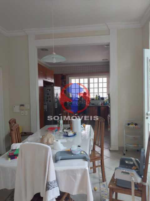 Cozinha - Casa 5 quartos à venda Tijuca, Rio de Janeiro - R$ 2.800.000 - TJCA50020 - 7