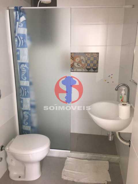 imagem1 - Apartamento 1 quarto à venda Tijuca, Rio de Janeiro - R$ 310.000 - TJAP10314 - 7