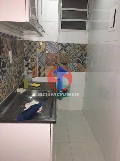imagem7 - Apartamento 1 quarto à venda Tijuca, Rio de Janeiro - R$ 310.000 - TJAP10314 - 9
