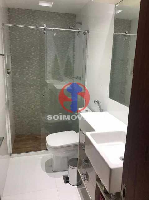 BANHEIRO - Apartamento 2 quartos à venda Maracanã, Rio de Janeiro - R$ 740.000 - TJAP21414 - 9