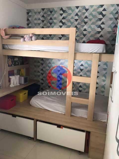 QUARTO - Apartamento 2 quartos à venda Maracanã, Rio de Janeiro - R$ 740.000 - TJAP21414 - 6