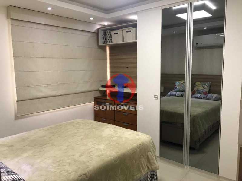 QUARTO 2 - Apartamento 2 quartos à venda Maracanã, Rio de Janeiro - R$ 740.000 - TJAP21414 - 7