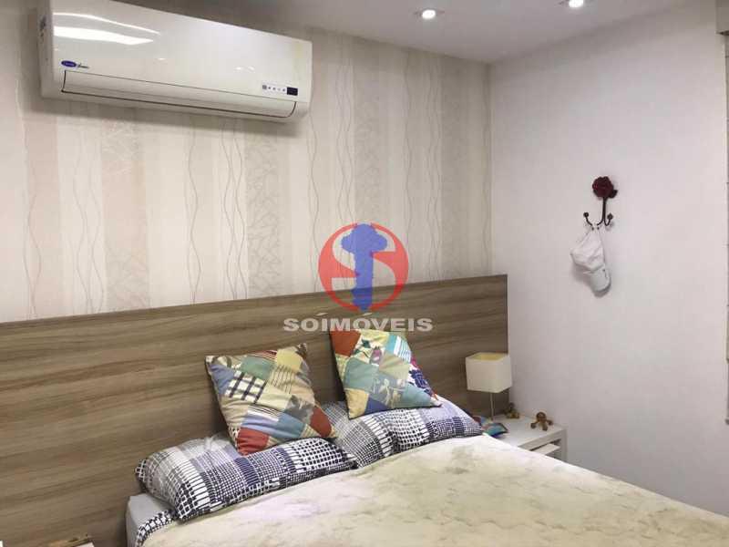 QUARTO 2 - Apartamento 2 quartos à venda Maracanã, Rio de Janeiro - R$ 740.000 - TJAP21414 - 8