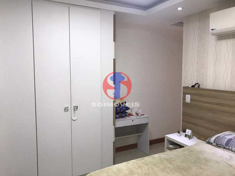 QUARTO - Apartamento 2 quartos à venda Maracanã, Rio de Janeiro - R$ 740.000 - TJAP21414 - 5
