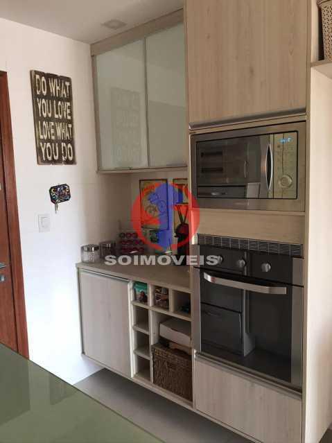 COZINHA - Apartamento 2 quartos à venda Maracanã, Rio de Janeiro - R$ 740.000 - TJAP21414 - 11