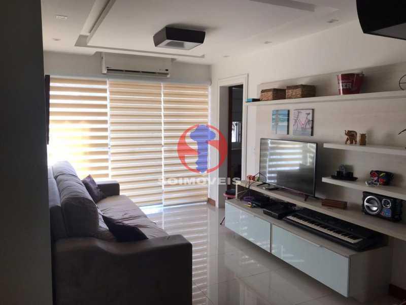 SALA - Apartamento 2 quartos à venda Maracanã, Rio de Janeiro - R$ 740.000 - TJAP21414 - 14