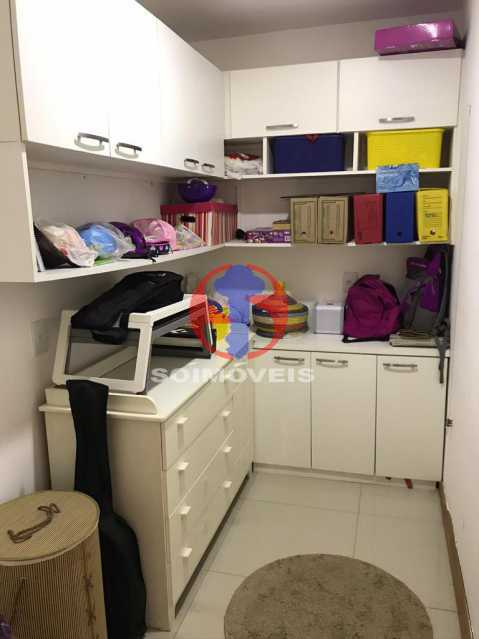 SERVIÇO - Apartamento 2 quartos à venda Maracanã, Rio de Janeiro - R$ 740.000 - TJAP21414 - 18