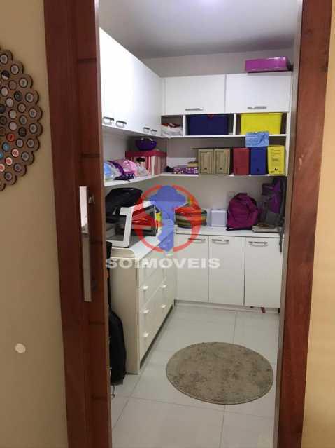 SERVIÇO - Apartamento 2 quartos à venda Maracanã, Rio de Janeiro - R$ 740.000 - TJAP21414 - 19