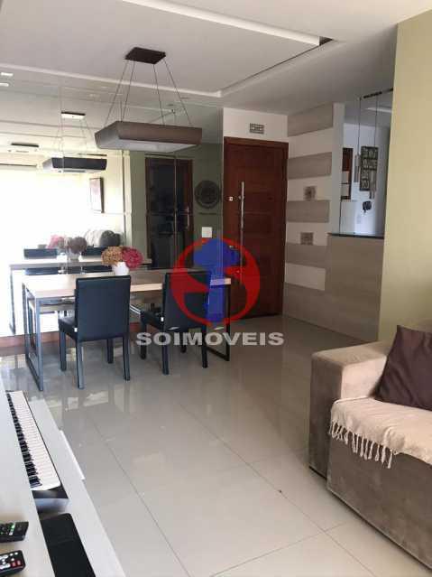 SALA - Apartamento 2 quartos à venda Maracanã, Rio de Janeiro - R$ 740.000 - TJAP21414 - 15