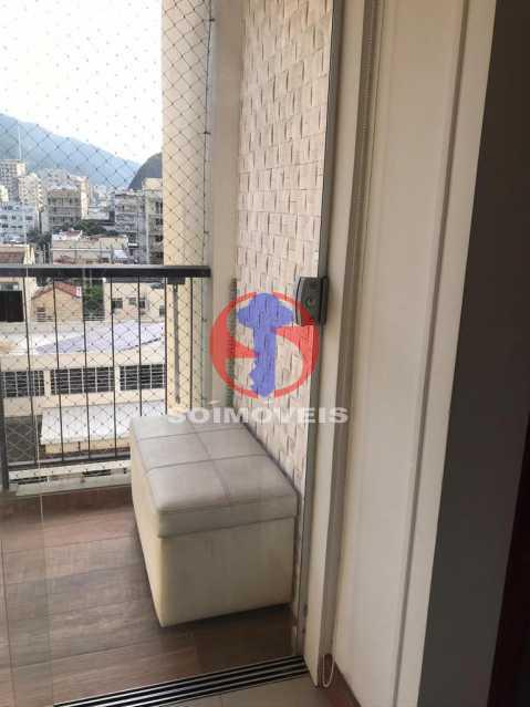 VARANDA - Apartamento 2 quartos à venda Maracanã, Rio de Janeiro - R$ 740.000 - TJAP21414 - 20