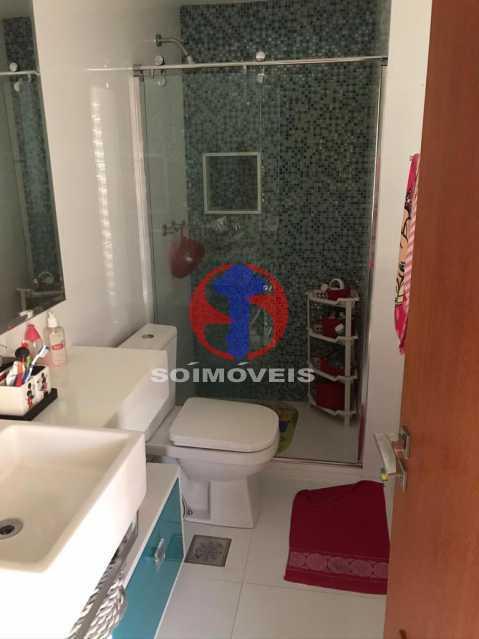 BANHEIRO - Apartamento 2 quartos à venda Maracanã, Rio de Janeiro - R$ 740.000 - TJAP21414 - 10
