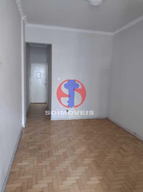SALA - Apartamento 1 quarto à venda Tijuca, Rio de Janeiro - R$ 300.000 - TJAP10315 - 4