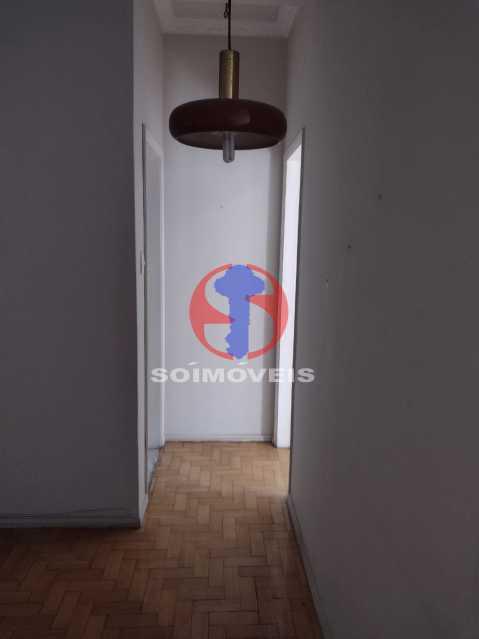 HALL - Apartamento 1 quarto à venda Tijuca, Rio de Janeiro - R$ 300.000 - TJAP10315 - 7