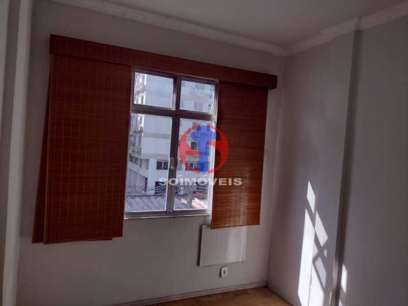QUARTO - Apartamento 1 quarto à venda Tijuca, Rio de Janeiro - R$ 300.000 - TJAP10315 - 12