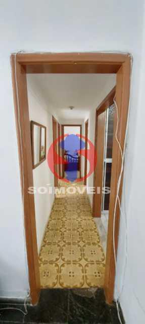 CIRCULAÇÃO - Casa de Vila 3 quartos à venda Méier, Rio de Janeiro - R$ 480.000 - TJCV30075 - 5