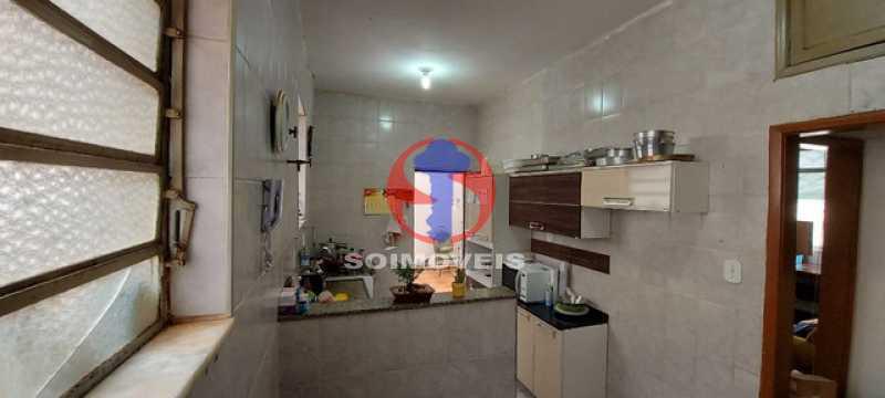 COZINHA - Casa de Vila 3 quartos à venda Méier, Rio de Janeiro - R$ 480.000 - TJCV30075 - 8