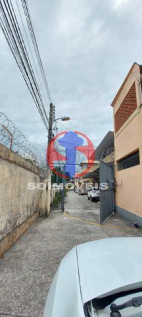 ENTRADA - Casa de Vila 3 quartos à venda Méier, Rio de Janeiro - R$ 480.000 - TJCV30075 - 19