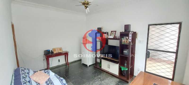 SALA - Casa de Vila 3 quartos à venda Méier, Rio de Janeiro - R$ 480.000 - TJCV30075 - 4