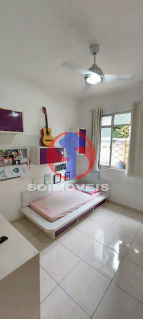 Q2 - Casa de Vila 3 quartos à venda Méier, Rio de Janeiro - R$ 480.000 - TJCV30075 - 12