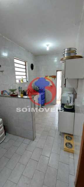 COZINHA - Casa de Vila 3 quartos à venda Méier, Rio de Janeiro - R$ 480.000 - TJCV30075 - 7