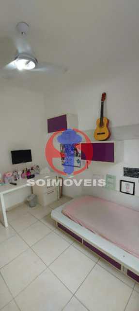 Q2 - Casa de Vila 3 quartos à venda Méier, Rio de Janeiro - R$ 480.000 - TJCV30075 - 13