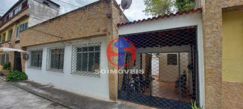 FACHADA - Casa de Vila 3 quartos à venda Méier, Rio de Janeiro - R$ 480.000 - TJCV30075 - 1