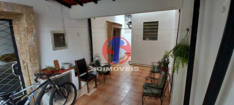 GARAGEM - Casa de Vila 3 quartos à venda Méier, Rio de Janeiro - R$ 480.000 - TJCV30075 - 16