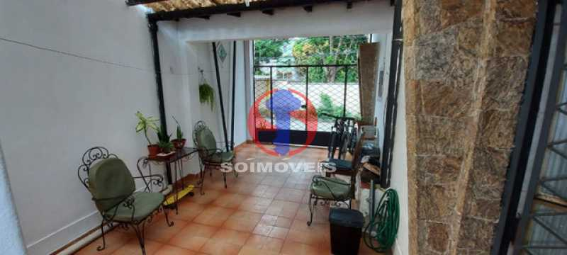 GARAGEM - Casa de Vila 3 quartos à venda Méier, Rio de Janeiro - R$ 480.000 - TJCV30075 - 17