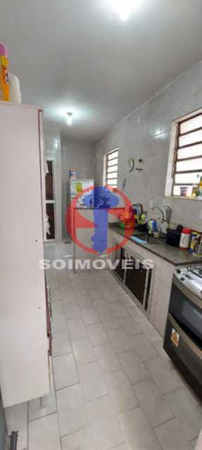 COZINHA - Casa de Vila 3 quartos à venda Méier, Rio de Janeiro - R$ 480.000 - TJCV30075 - 6