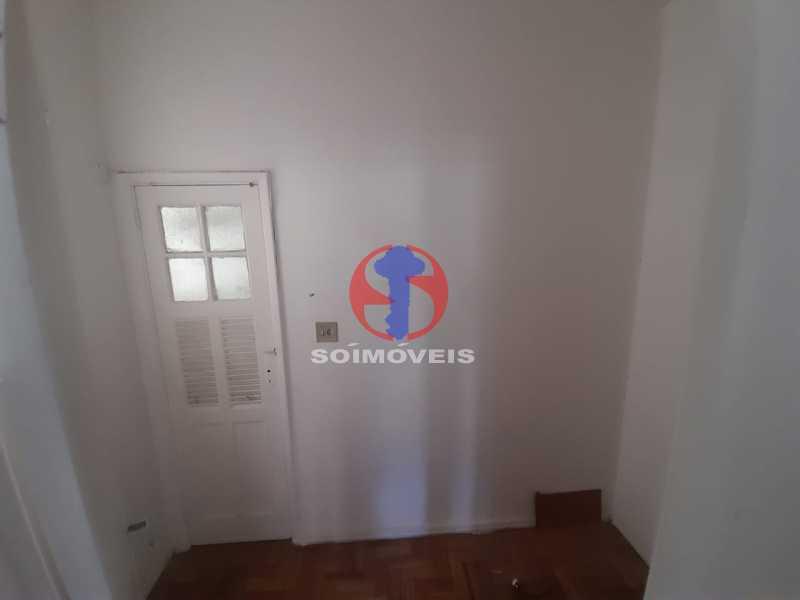 quarto de emprega - Apartamento 1 quarto à venda Tijuca, Rio de Janeiro - R$ 260.000 - TJAP10316 - 4