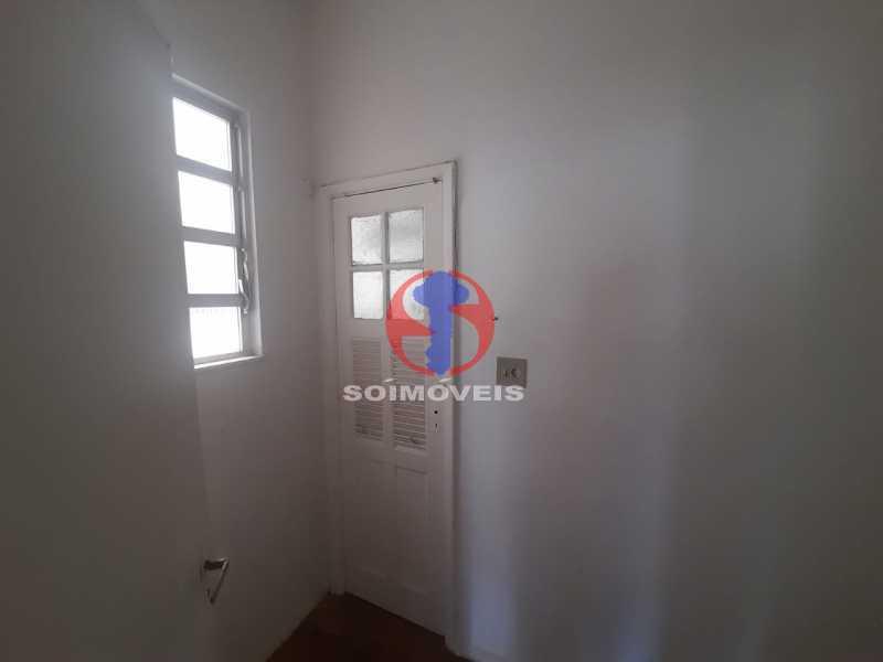 quarto empregada - Apartamento 1 quarto à venda Tijuca, Rio de Janeiro - R$ 260.000 - TJAP10316 - 5