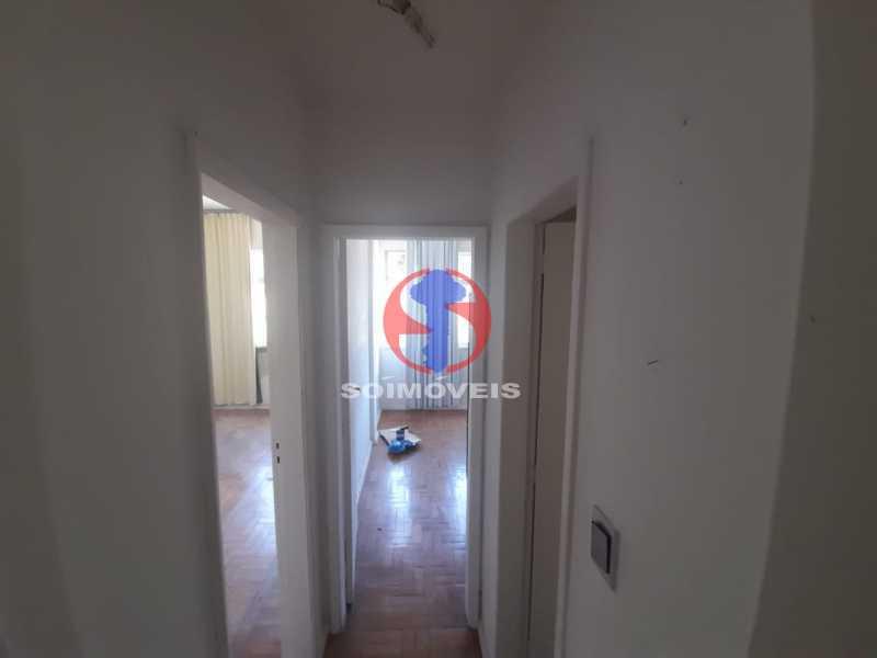 hall - Apartamento 1 quarto à venda Tijuca, Rio de Janeiro - R$ 260.000 - TJAP10316 - 11