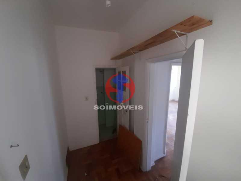 quarto empregada - Apartamento 1 quarto à venda Tijuca, Rio de Janeiro - R$ 260.000 - TJAP10316 - 12