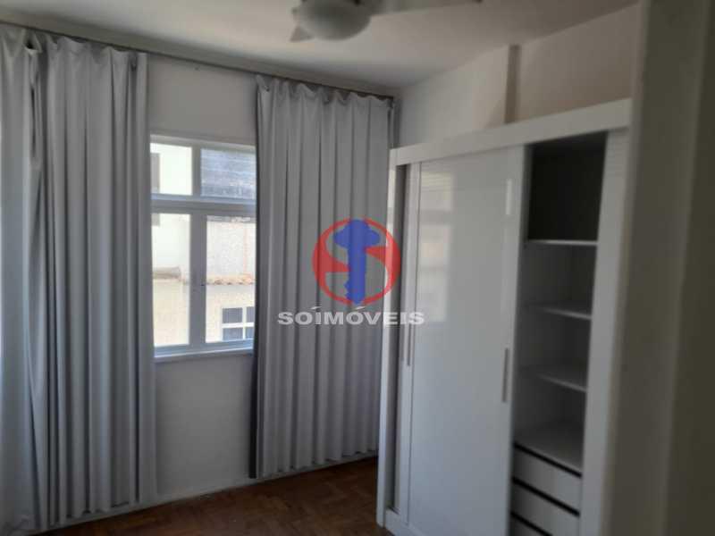 quarto - Apartamento 1 quarto à venda Tijuca, Rio de Janeiro - R$ 260.000 - TJAP10316 - 14